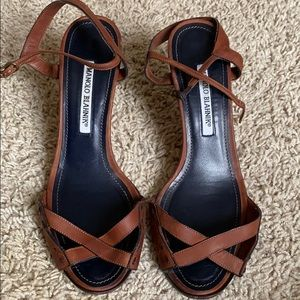 Authentic Manolo Blahnik heels